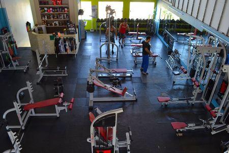 Academia Villa's Gym -