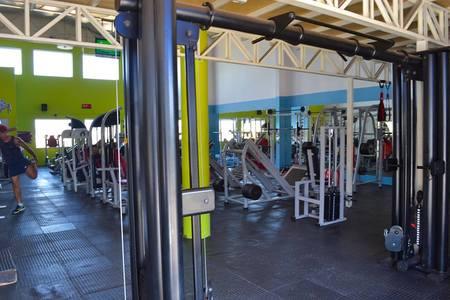 Academia Villa's Gym