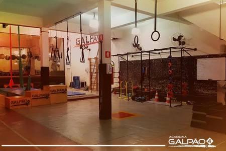 Academia Galpão 4 -