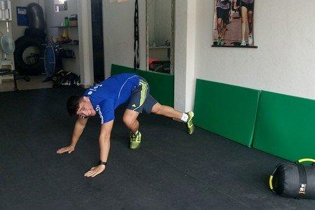 Saude Training -