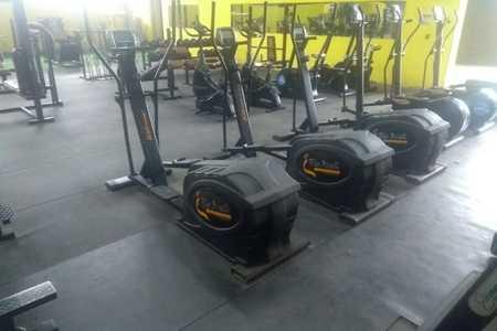 Academia Sampaio Fitness