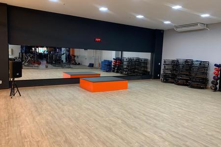 Panobianco Academia - Shopping Center Limeira
