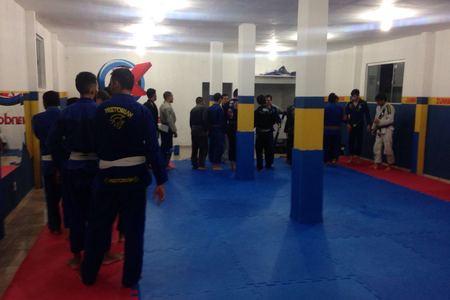 Academia Kimura Nova União