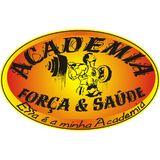 Academia Forca & Saude - logo
