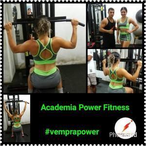 Academia Power Fitness - Unidade Lagoa do Poço