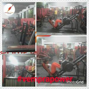 Academia Power Fitness - Unidade Centro 02 -