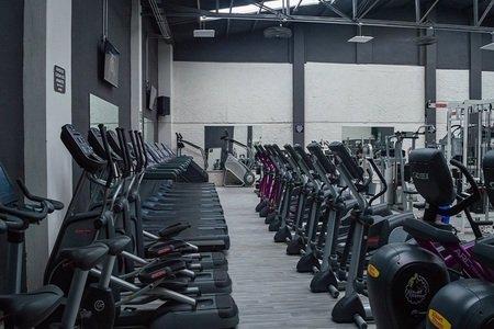 Harder Fitness Center -