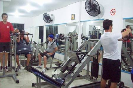 Academia Jorge Guedes