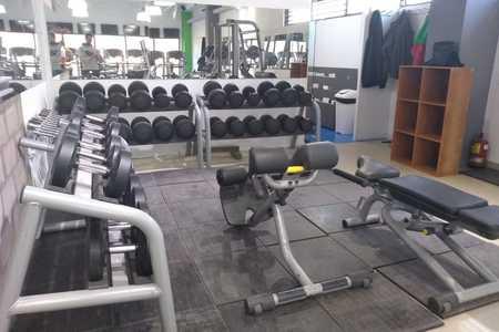 MG Gym -