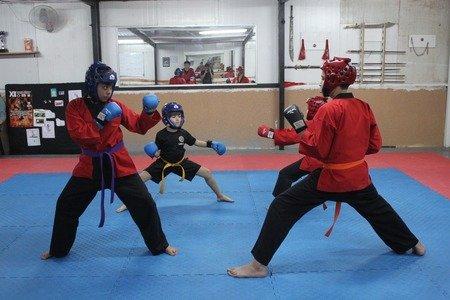 Kungfu Shaolin Chan Conchali Independencia -