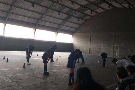 Academia Oficial de Futebol A.D. São Caetano - Un. Vila Guiomar