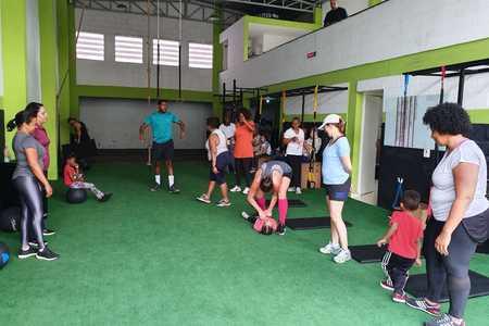 Box Training Arena Granja Viana