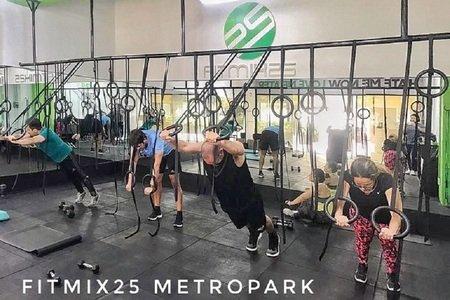 Fitmix 25 Metropark -