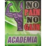 No Pain No Gain Fitness - logo