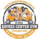 Bayres Center Gym - logo