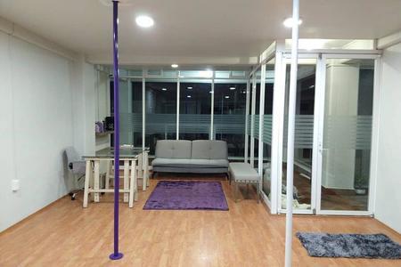 Vortex Pole Fitness -