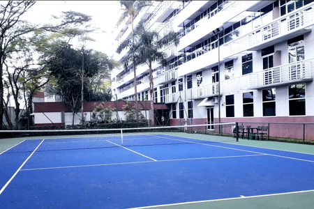 Tennis Hotel Blue Tree