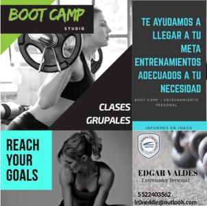 BootCamp Studio -