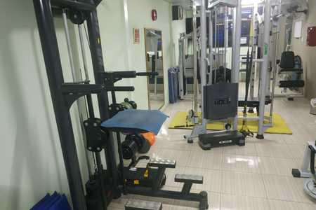 CTP - Centro de Treinamento Personalizado -
