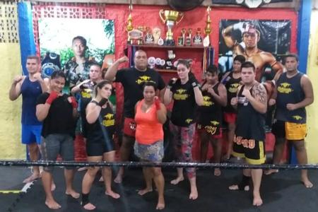 Centro De Treinamento Poderoso Muay Thai - Aviação