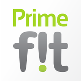 Prime Fit Academia - logo