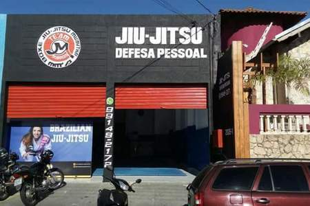 Marron Team Escola de Jiu-Jitsu -