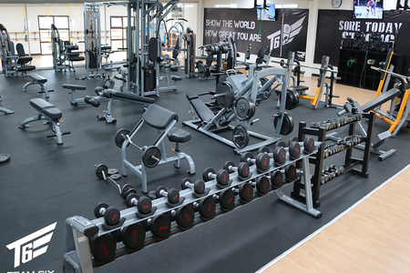 Team Six Training Center -