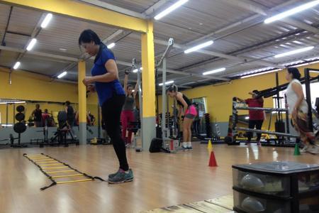 KM Fitness Baronesa -