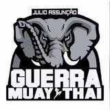 Guerra Muay Thai - logo