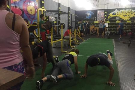 Urbangym & Cross Fit