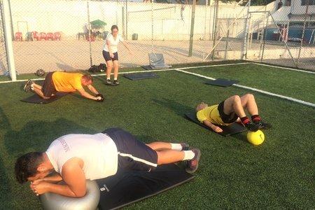 Futebol + Saudável