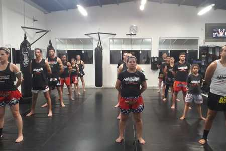 ACADEMIA FIGHTER'S GYM I