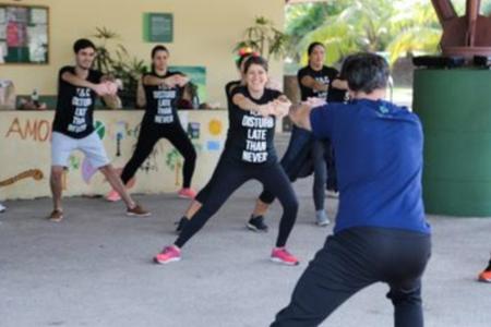Assessoria Esportiva Equilibrium Fitness -
