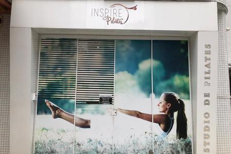 Inspire pilates -