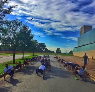 Fun Outside Training