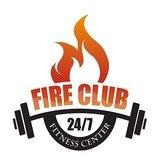 Fire Club Fitness Center - logo