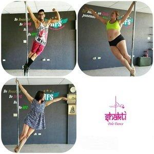 Shakti Pole Dance