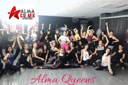 Alma Latina CDMX Bellas Artes -