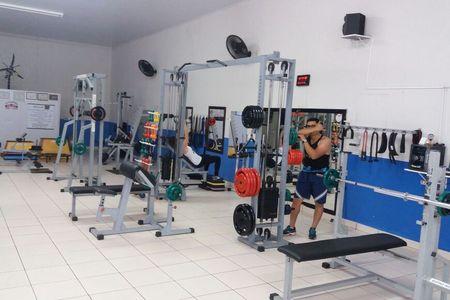 Academia Mauro Ribeiro