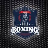 Studio Billy Boxing - logo