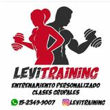 Levi Training Belgrano - logo