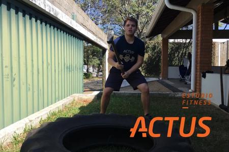 Actus Estudio Fitnes -