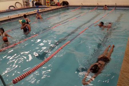 Nadar Centro Aquático