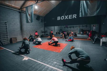 Boxer Gym -