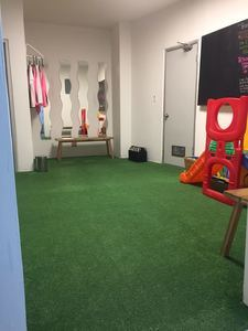 Be Barre Fitness Room Insurgentes -