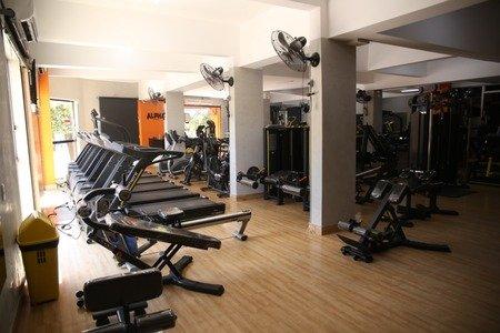 Academia Alpha Gym -