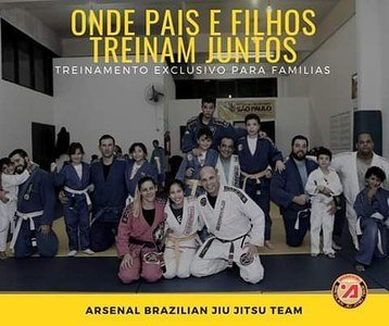 Arsenal Brazilian Jiu Jitsu