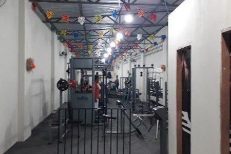 Centro de Treinamento Life Time -