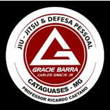 Gracie Barra Cataguases - logo