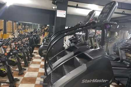 Academia Rio Top Fitness -